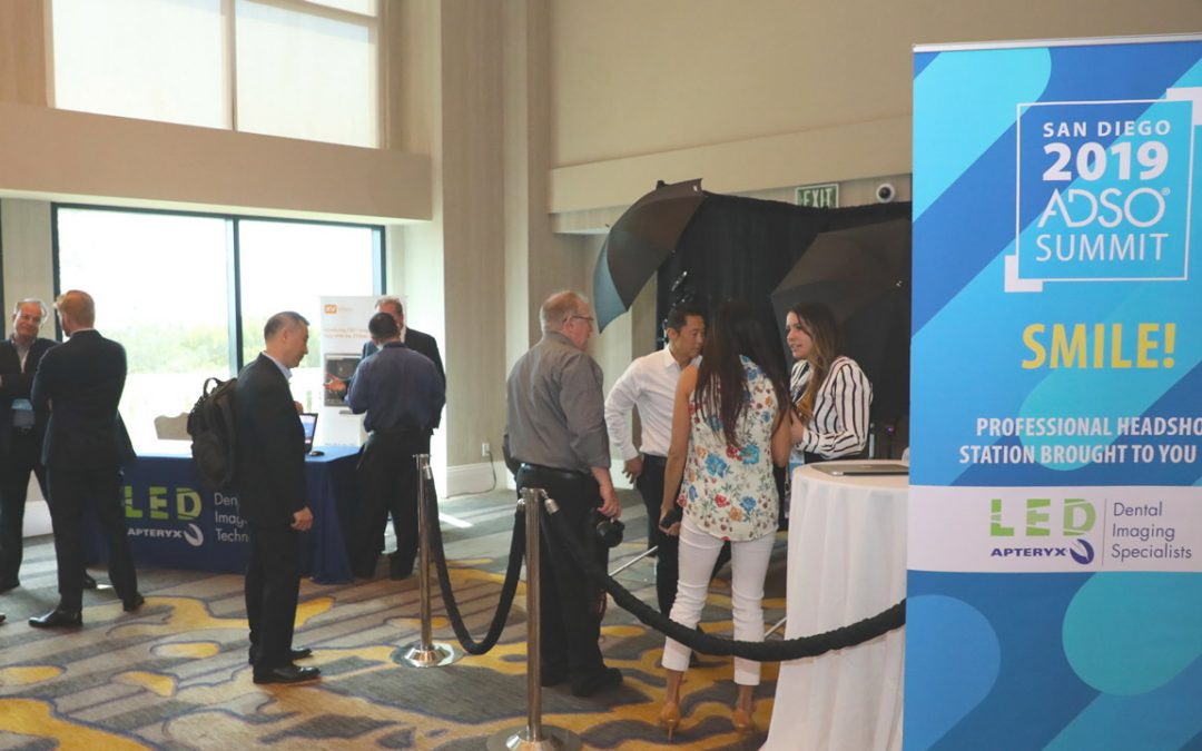 Why a Photo Headshot Station is Needed at Your Next Business Conference