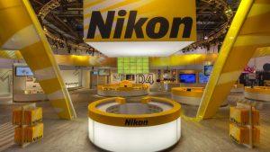 Exhibit Design Las Vegas - Nikon